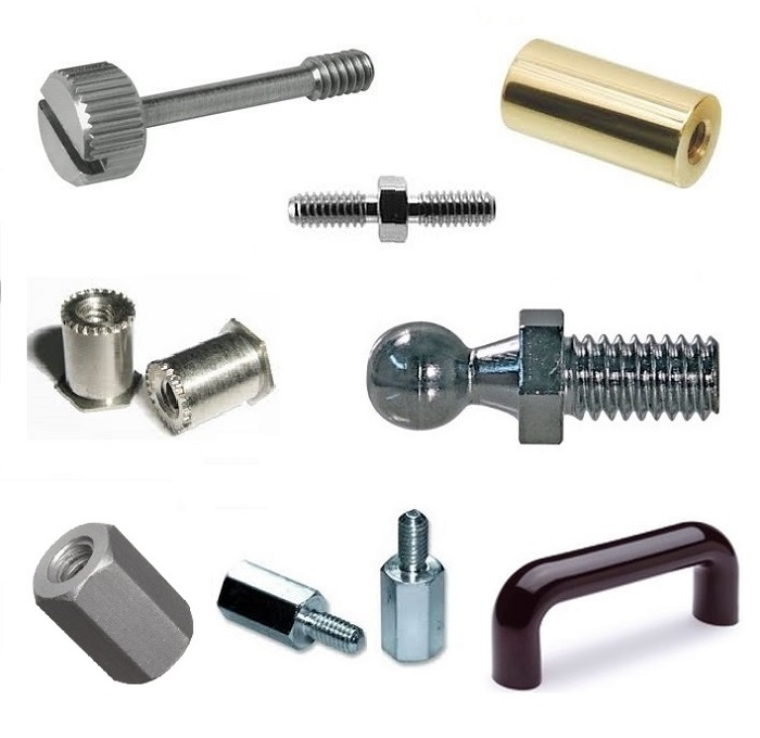 Electronic Hardware  Standoffs  Spacers  Thumb Screws  RC Fasteners