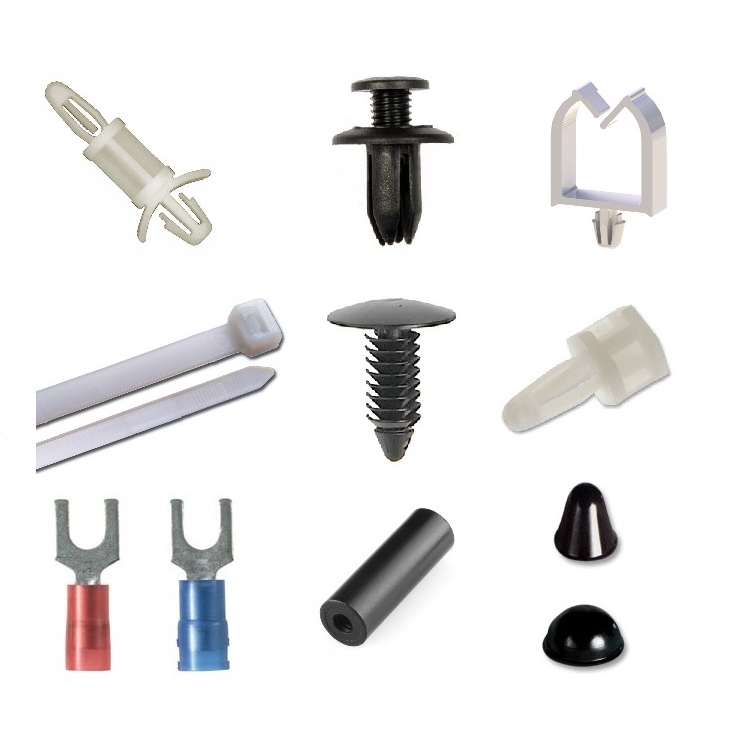Plastic Components  Nylon Washers and Spacers  RC Fasteners