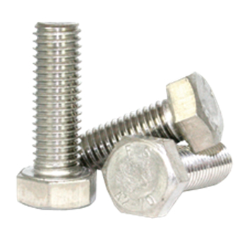 Stainless Hex Cap Screws Stainless Steel Hex Cap Screw